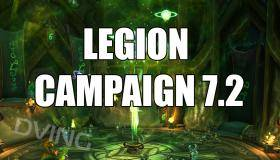 Legion campaign in 7.2