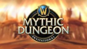 Mythic Plus Dungeons Score