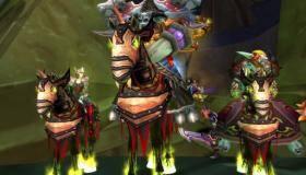 Поводья огненного боевого коня