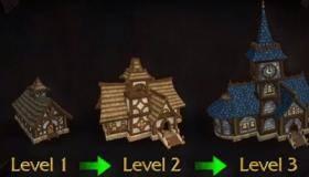 Гарнизон 3 уровень