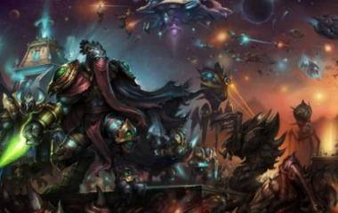 Обучение по игре Starcraft II
