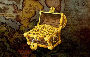 Калькулятор золота World of Warcraft