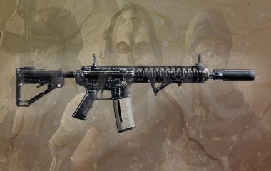 Assault Rifles Platinum Camo Unlock