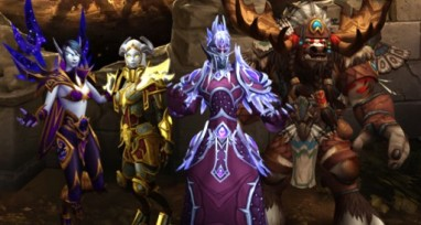 Allied Races Early Access