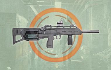 SIX12 Named Shotgun