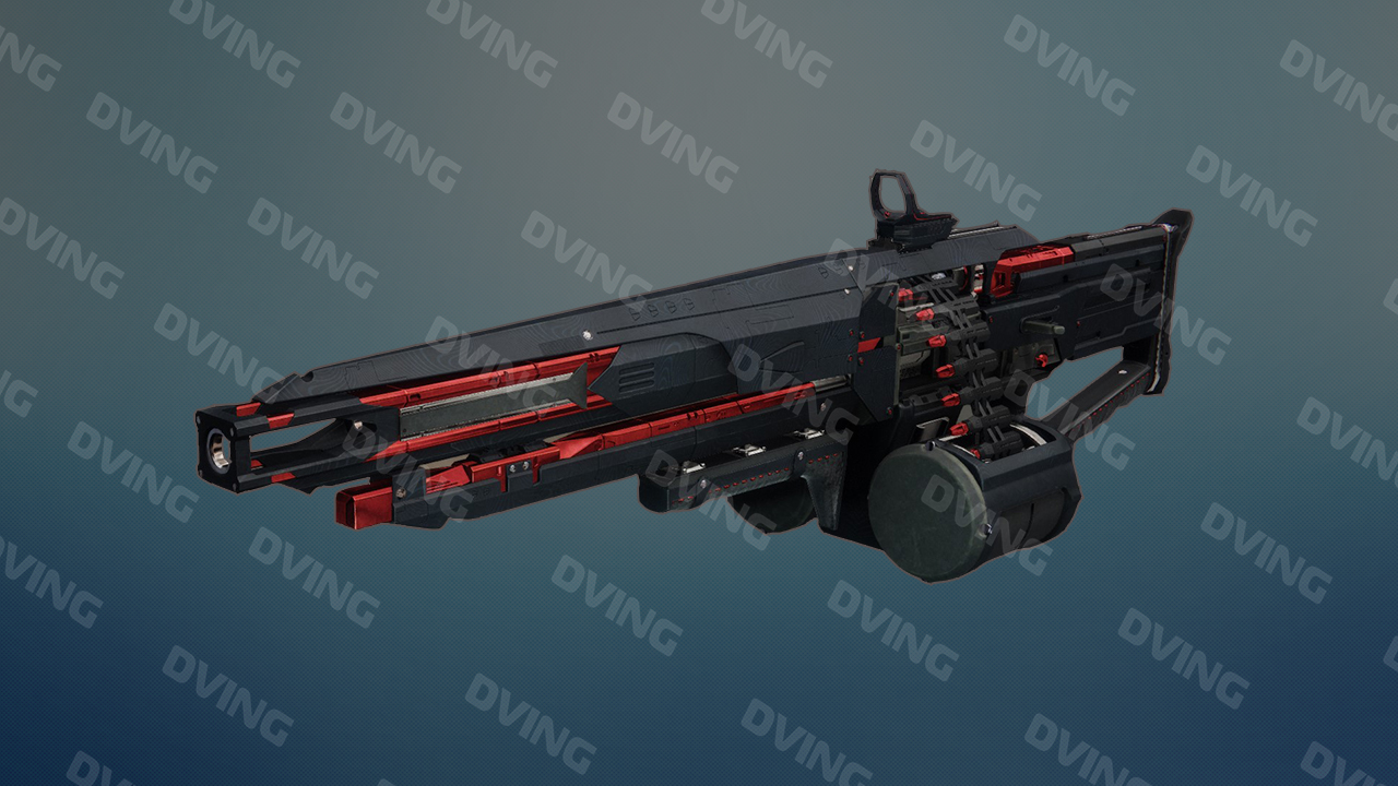 Hammerhead Machine Gun - Volundr Forge Unlock