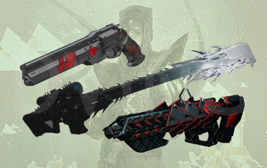 Whisper of the Worm - Exotic Sniper Rifle + Ace of Spades + Outbreak Perfected