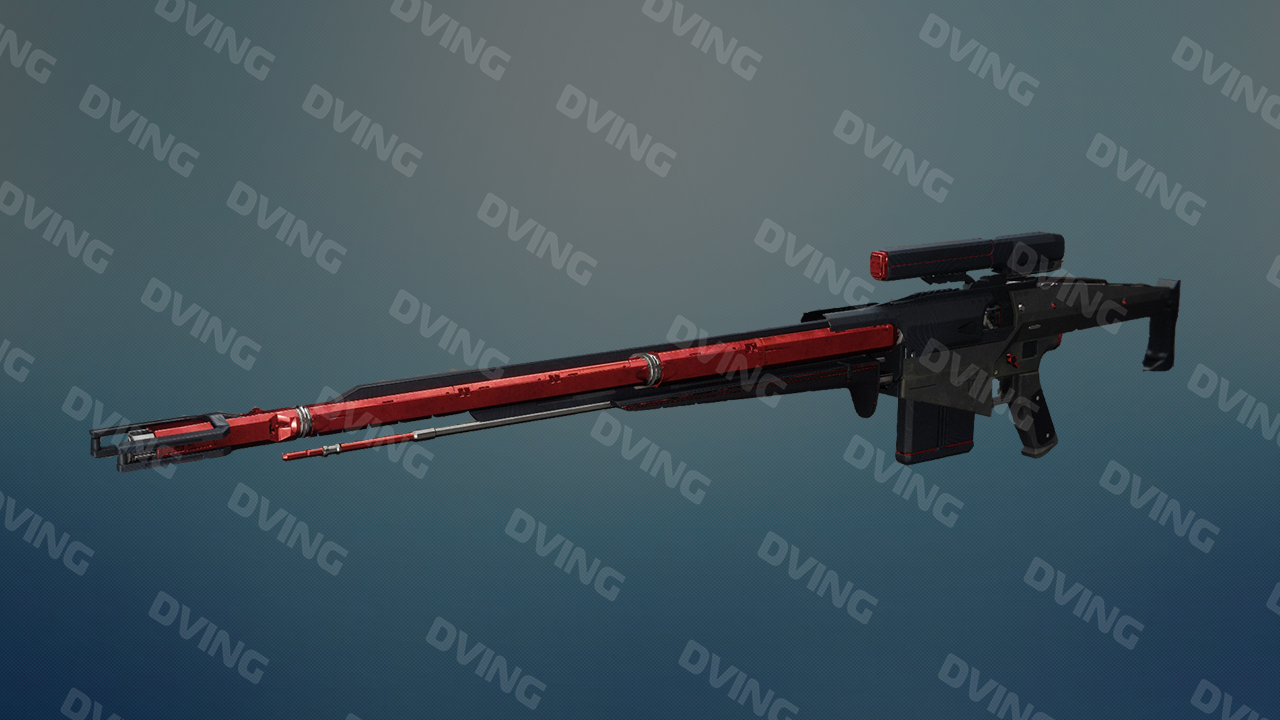 Tatara Gaze Sniper Rifle