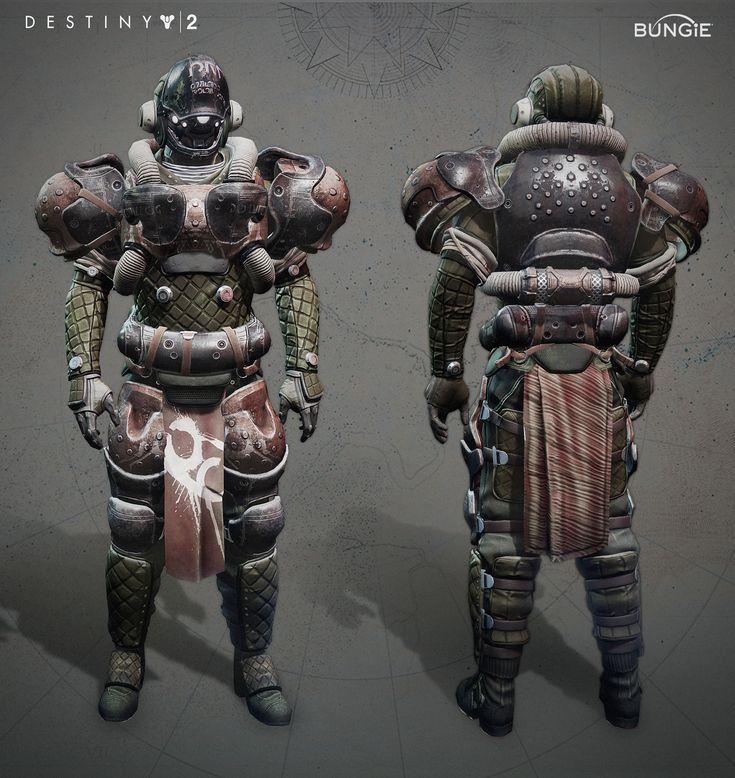 Scatterhorn Armor Set