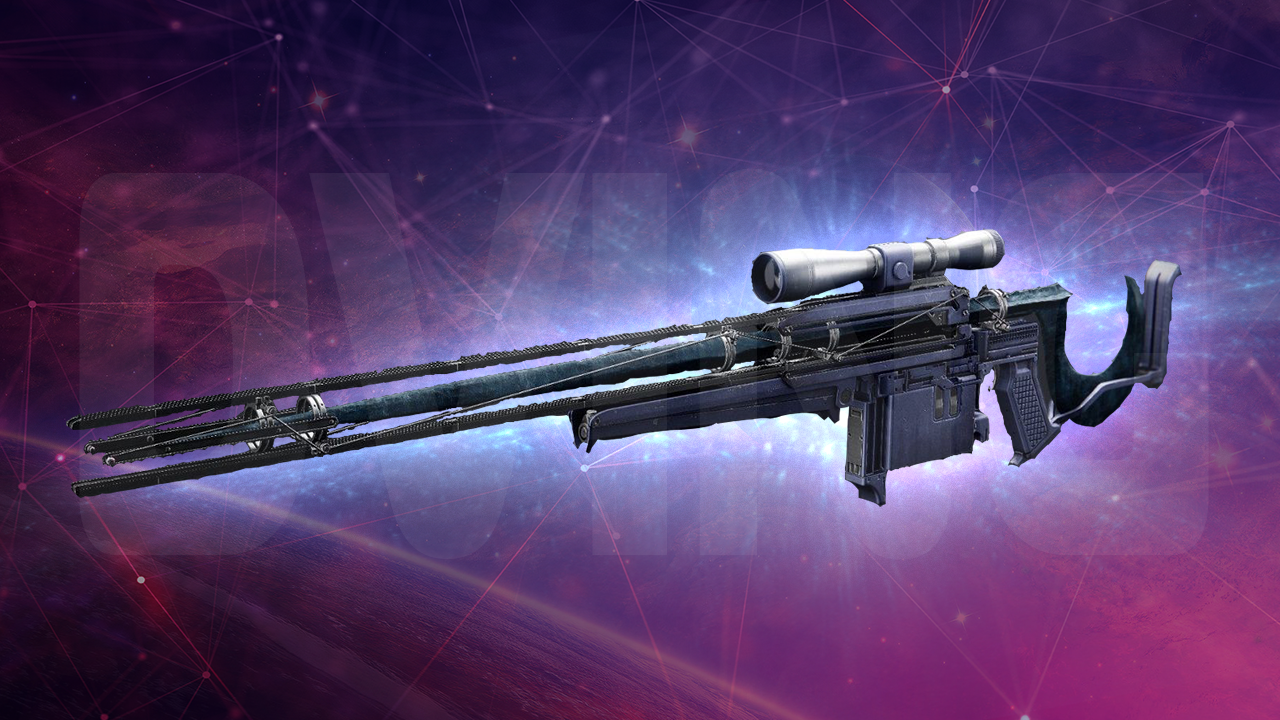Cloud Strike - exotic sniper rifle