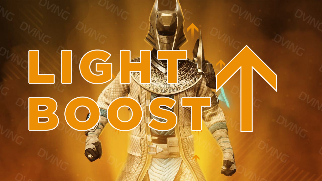 Light Boost Destiny 2