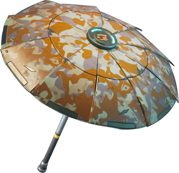 Metal Umbrella Fortnite