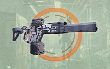 Chameleon Exotic Assault Rifle Weapon