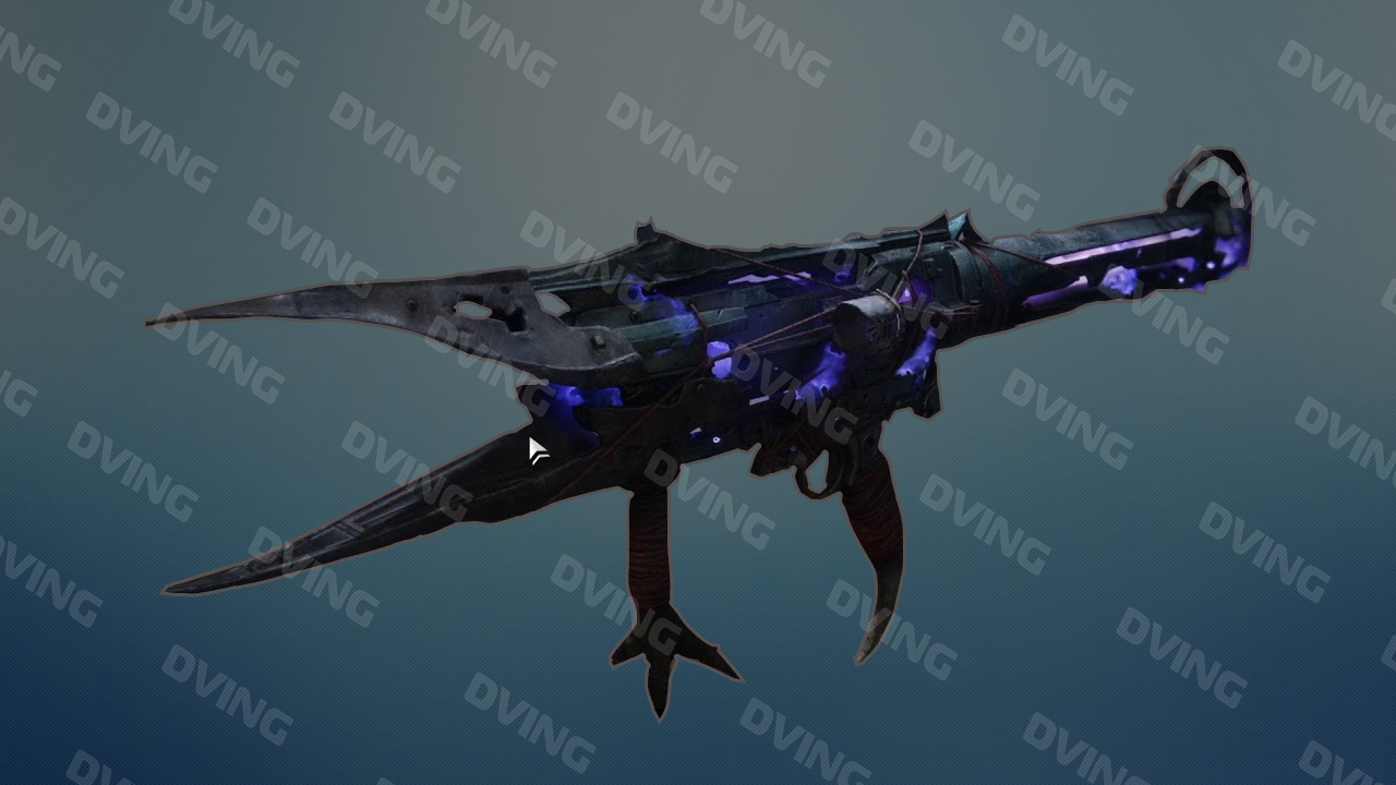 Deathbringer Rocket Launcher