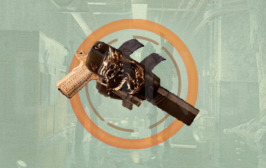 Imperial Dynasty Exotic Holster