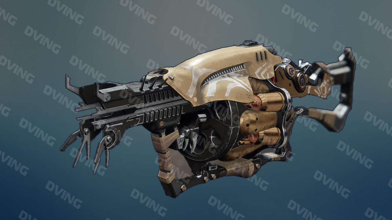 Anarchy Exotic Grenade Launcher