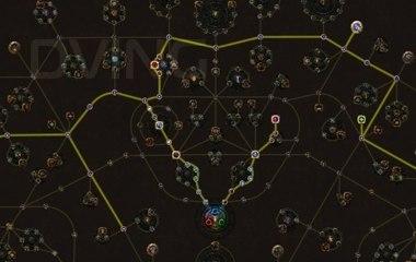 Прокачка персонажа Path of Exile