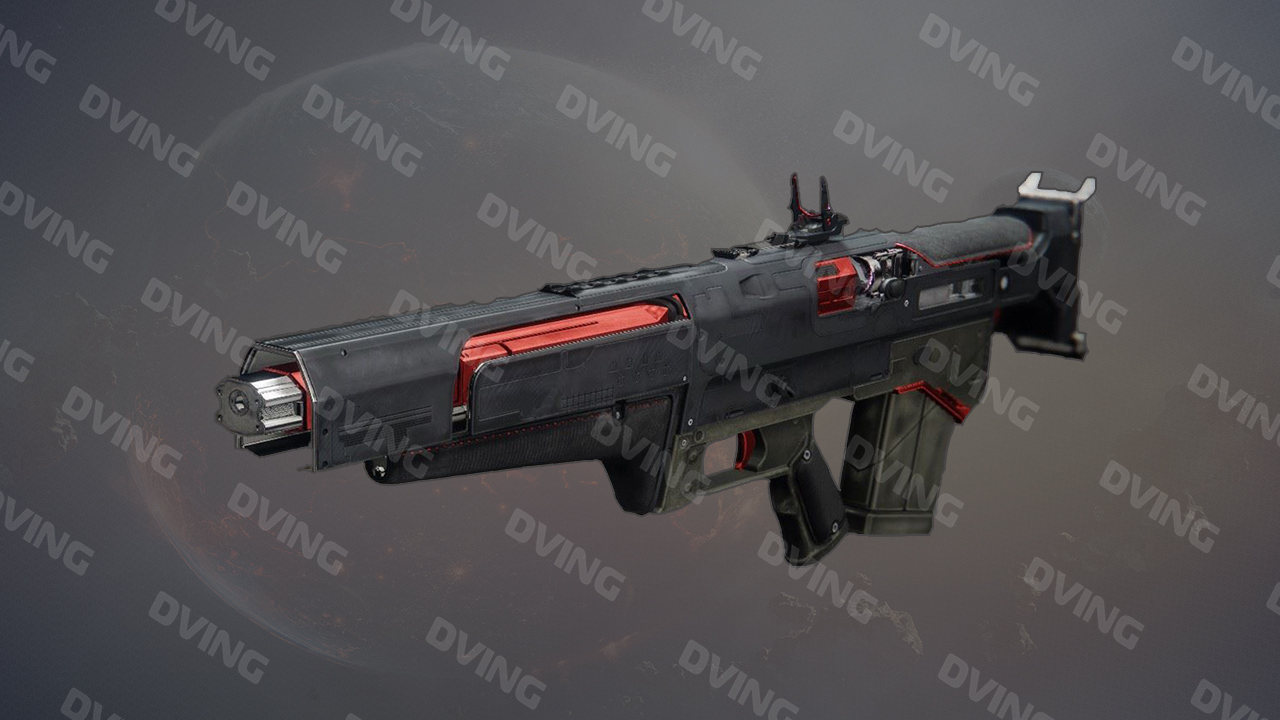 Blast Furnace Pulse Rifle