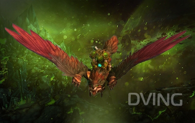 Flying in Legion