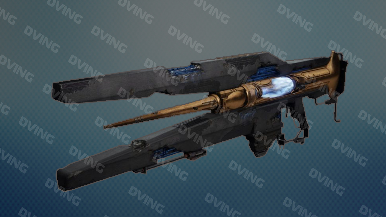 Divinity - Exotic Trace Rifle
