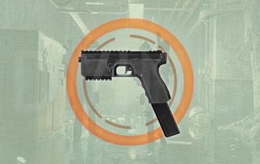 Kard-45 Named Pistol