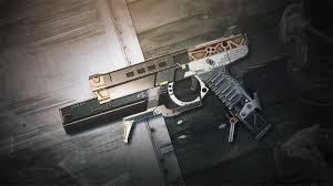 Руины Дьявола - экзотический пистолет
