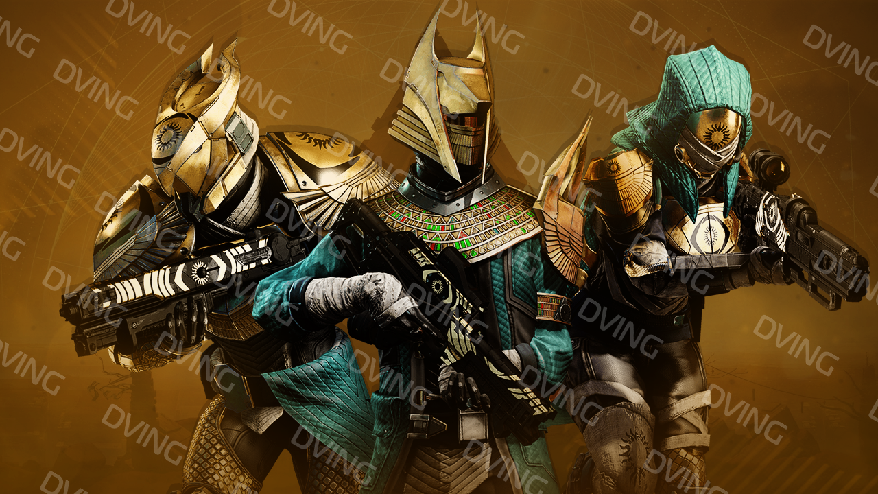 Trials of Osiris Armor set