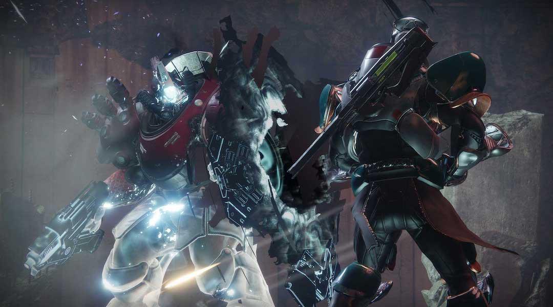 Налет - Побоище Destiny 2