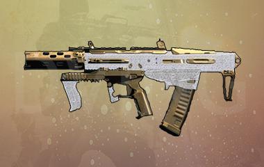 Any type Weapon Diamond Camo - Zombie