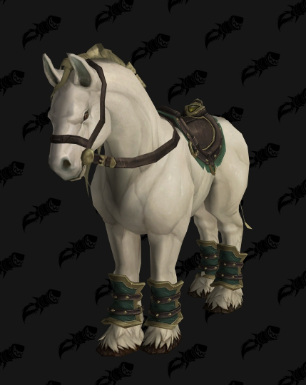 Reins of the Pearl Admiralty Stallion