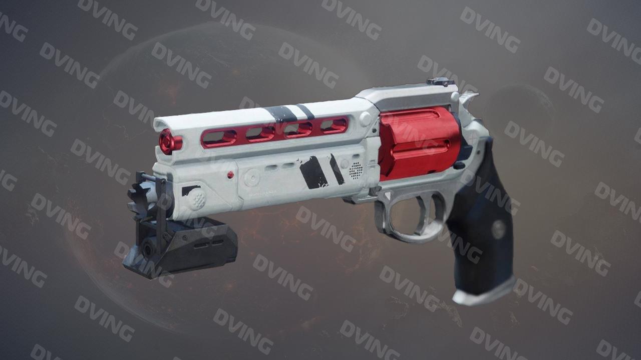 Luna's Howl Revolver