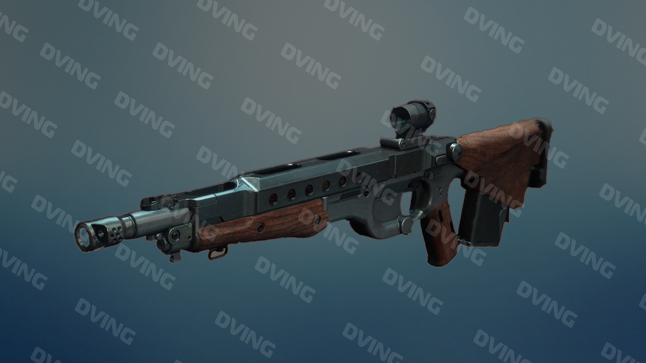 Bygones Pulse Rifle (12 Gambit Rank)