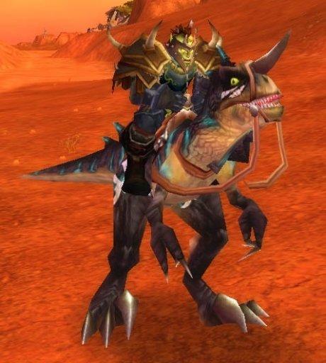 Свисток ядошкурого равазавра(Орда)