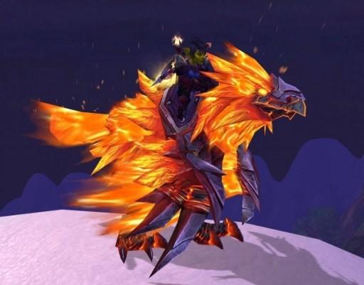 Пламенное Крыло Алисразор