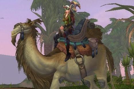 Ездовой Верблюд