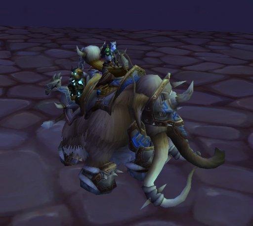 Поводья тундрового мамонта для путешествующих