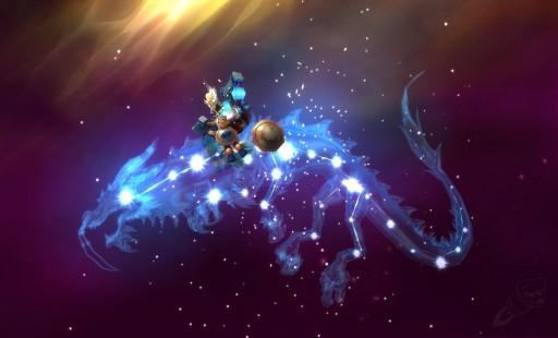 Поводья астрального облачного змея