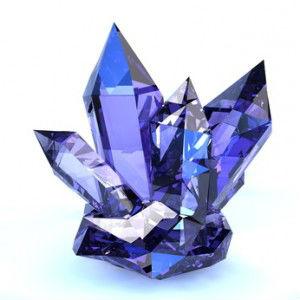 Апекситовые кристалы