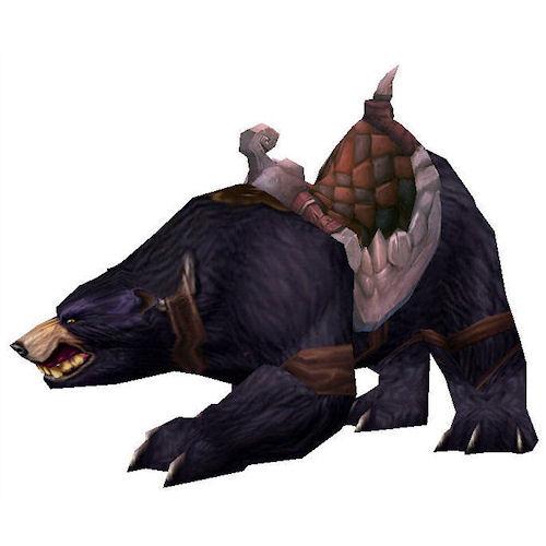 Большой боевой медведь