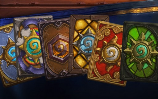 All standart cards for all heroes