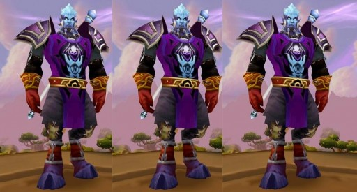 Tabard of the Arcane Пурпурная накидка