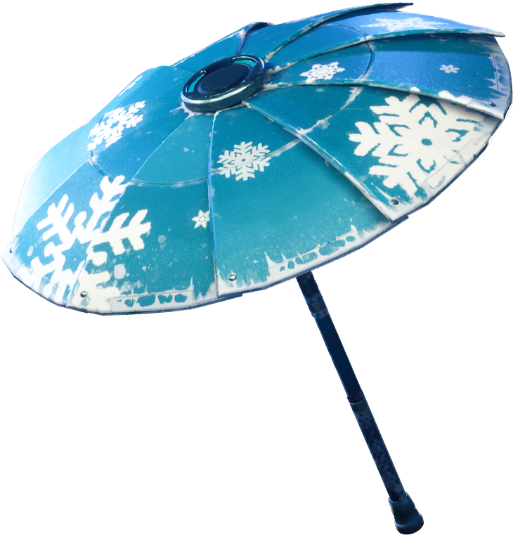 Snowflake Umbrella Fortnite