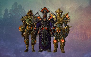Azshara's Eternal Palace 👉 Full Gear