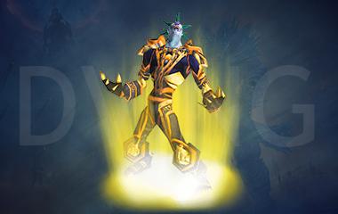Прокачка 50 - 60 уровней в Shadowlands