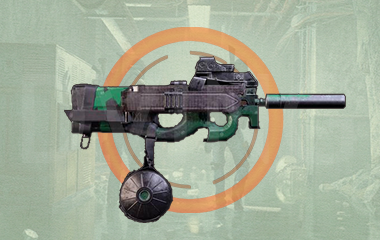 Chatterbox Exotic SMG (P90)